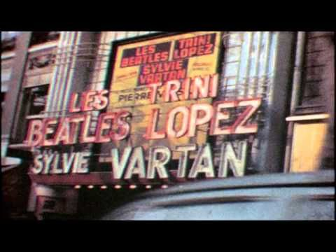 The Beatles In France January 1964 And First USA TV Appearance (Not Ed S...