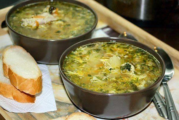 Куриный суп с яйцом / Основы бизнеса