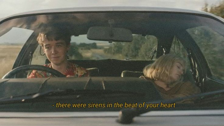 There were sirens in the beat of your heart