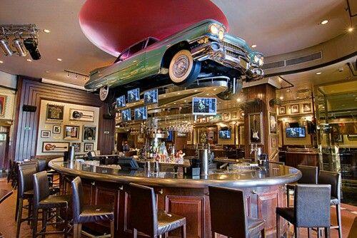 Hard Rock Cafe Hamburg Cocktails