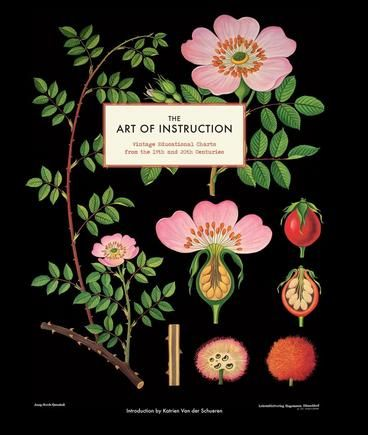 Art of Instruction by Katrien Van Der Schueren. Large-scale wall charts were fundamental tools of classroom instruction throughout Europe in the mid-nineteenth and twentieth centuries. Collected here for the first time in one deluxe volume are over 100 of these vintage educational posters now important relics in the history of science, art, and design. From the anatomy of a tulip or an apple tree to that of a hedgehog or starfish, the botanical and zoological images in this collection are…