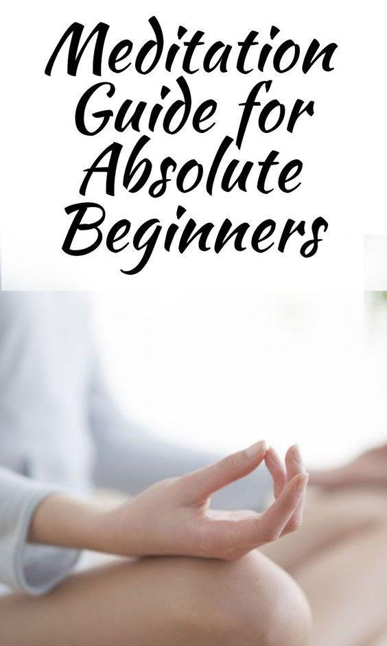 Meditation Guide Lines for Beginners – Medi Idea