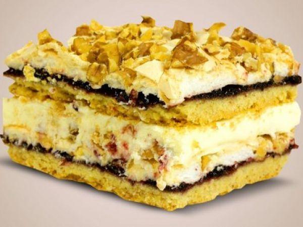 Великолепный торт «Пани Валевская» — vkusno.co