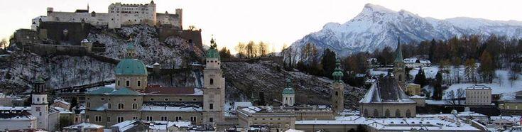 CSB/SJU Office of Education Abroad's Salzburg study abroad webpage