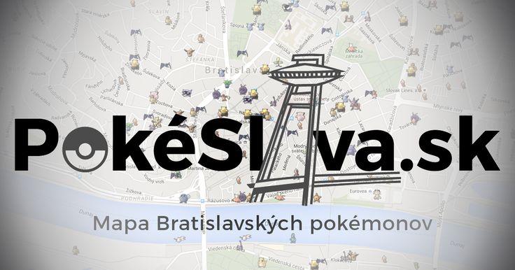 Fenomén okolo Pokémonov je v plnom prúde a určite aj vaše deti sa nechali zviesť touto vlnou. Ak si už pri hľadaní nevedia dať rady,môžte byť skvelí rodičia a odporučiť im tento nový portál. Projekt Pokéslavavymyslel slovenský vývojár Adrián Paníček. Inšpiroval sa pri tom už existujúcimi portálmi v zahraničí a splnil tak sen mnohých pokémon …