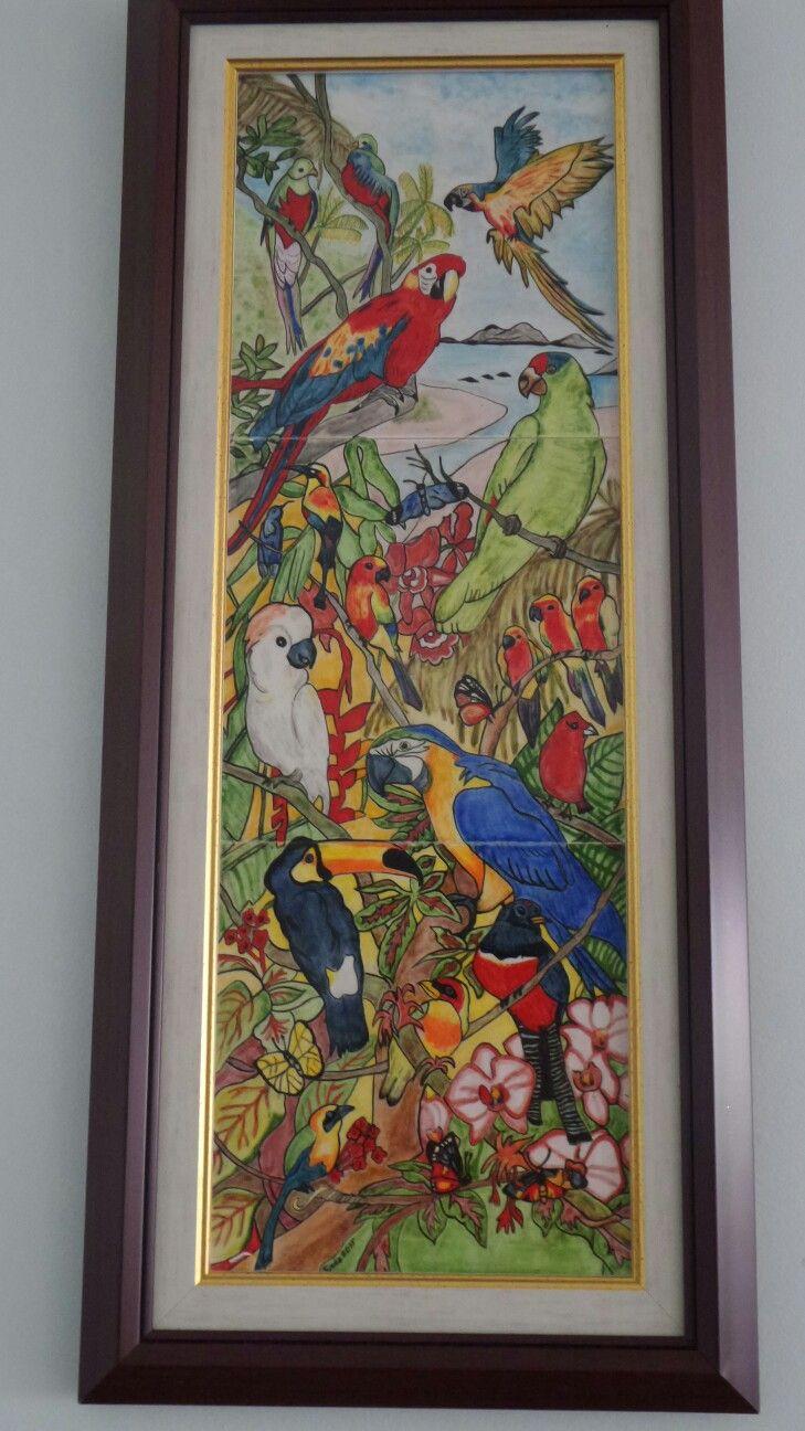 Birds by N.Funda Bozkurt