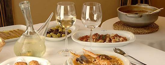 CAN SOLÉ: Excelente cocina marinera en Barcelona | DolceCity.com