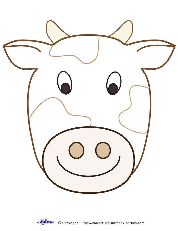 Best 25+ Cow mask ideas on Pinterest Cow craft, Farm animal - face masks templates