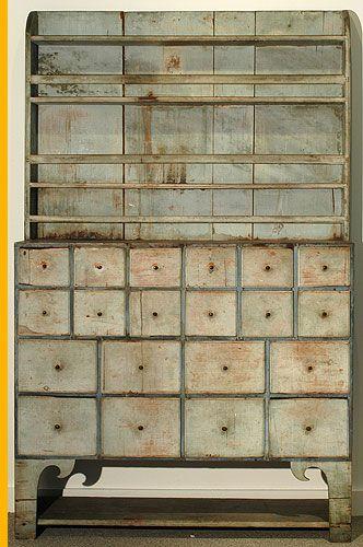1790 apothecary cupboard.  Wish I had one.