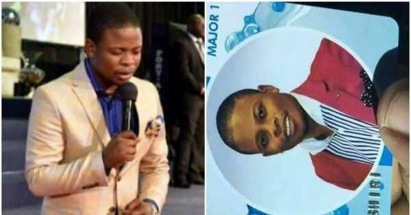 Pastor releases customized ATM cards for church members to use in paying tithe