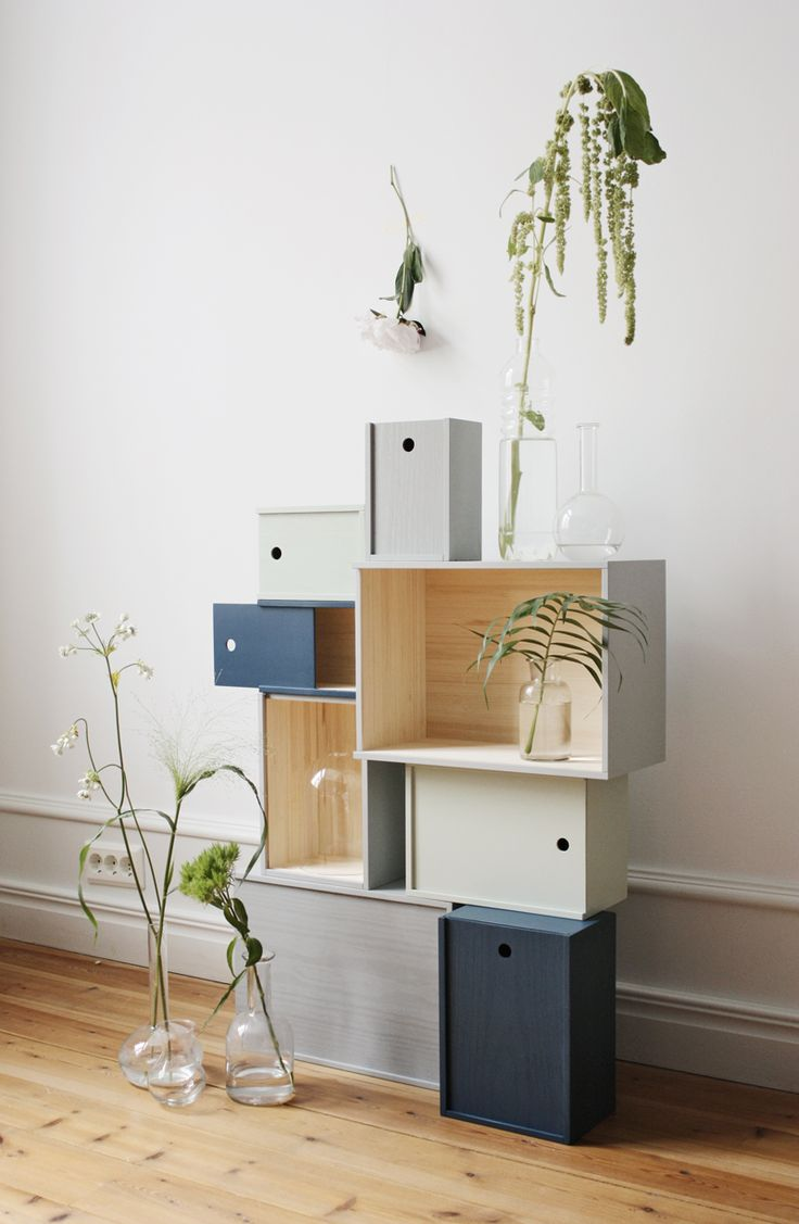 System Boxes by Lundia, designed by Joanna Laajisto. From the beautiful blog NETTANATALIAS.