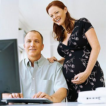 When labor begins, you won't want to worry about which highway is under construction. Take at least one practice run with your partner to the hospital or birthing center, and map out a backup route, as well, in case of unforeseen traffic jams or road closings.