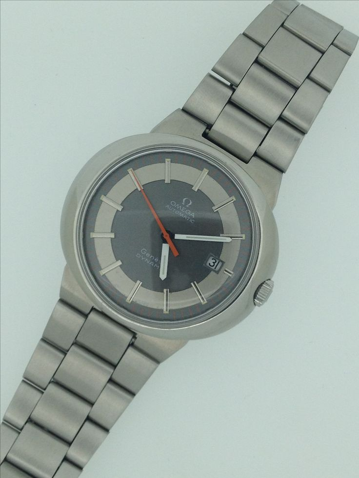 Omega Dynamic, 1970,this one was never worn... including box and paper, always stored in a safe....
