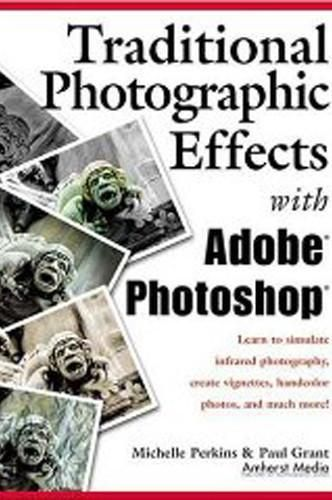 Traditional Effects With Photoshop - BOOK-1721