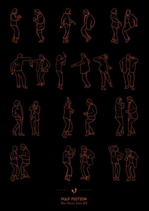 pulp fiction dance!