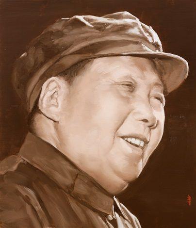 2008 MAO ZEDONG, Xu Weixin (徐唯辛; b1958, Urumqi, Xinijiang Province, China)
