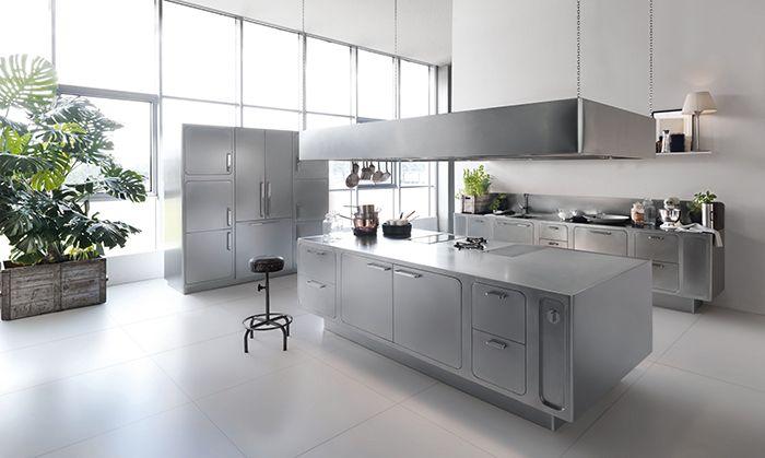 Ego e Atelier: le cucine Abimis che non assomigliano a nessun'altra.  Leggi: http://goo.gl/Gr5K4H
