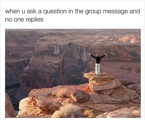 23 Things You'll Know If Your Group Only Talks On The Group Chat