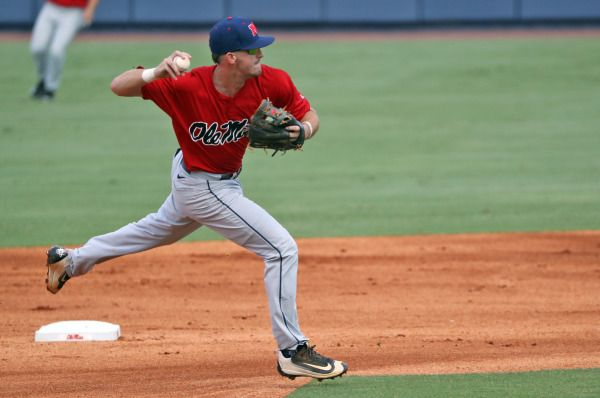 Ole Miss Baseball Fall Scrimmage 9-16-16