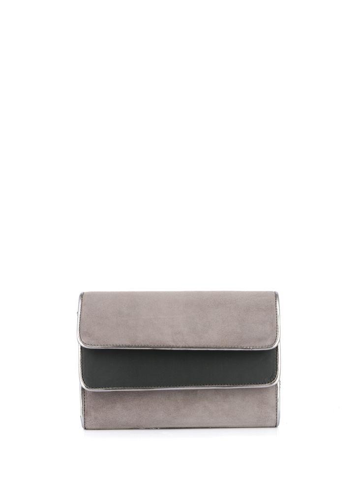 sac en cuir amande gris skyline my tendance femme http