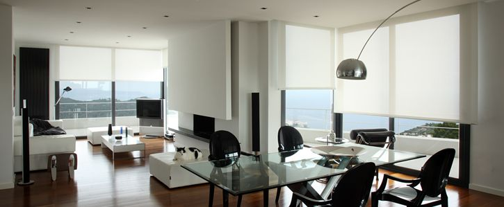 17 best images about estores y cortinas on pinterest - Estor o cortina ...