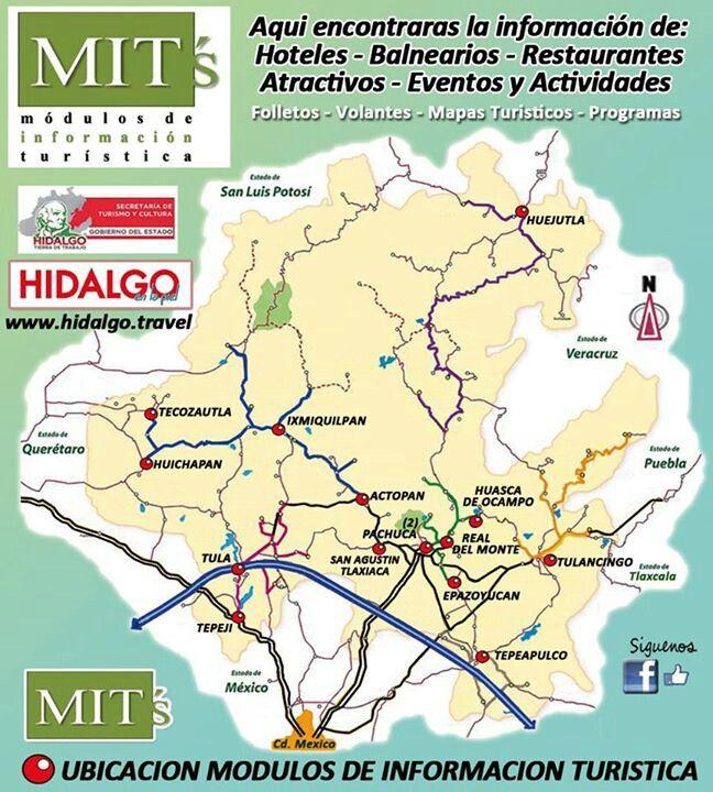 25 ideas destacadas sobre mapa estado de mexico en for Como llegar al ministerio del interior
