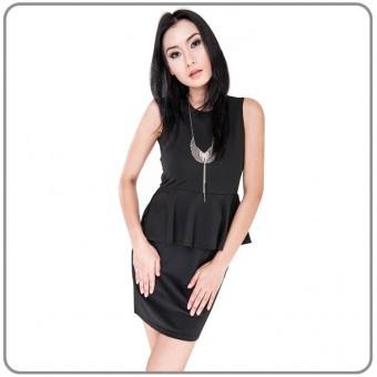 Black Ven Dress