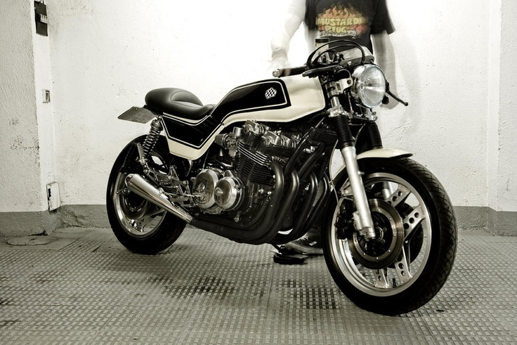 1983 Honda CB900 Bold'Or | Cafe Racer Dreams