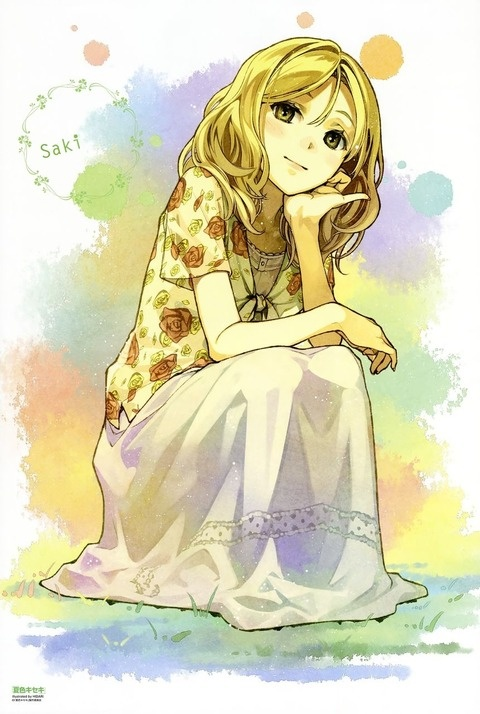 頬杖ついてる女の子の画像を貼っていくスレ ラビット速報    (via http://rabitsokuhou.2chblog.jp/archives/67840224.html )