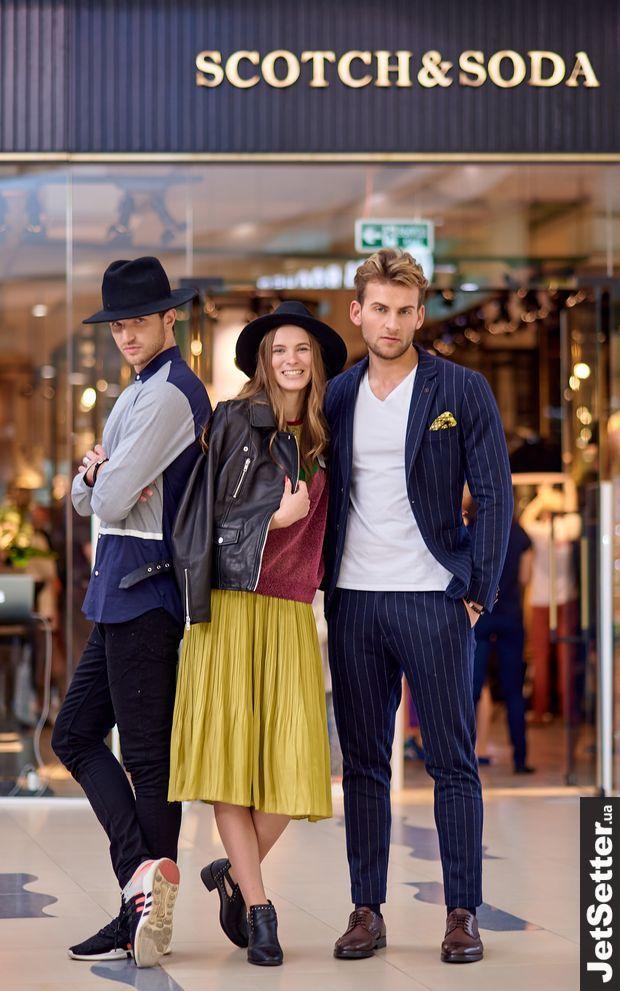 СОБЫТИЕ ПРОМО: Scotch & Soda — встречайте Амстердам в...