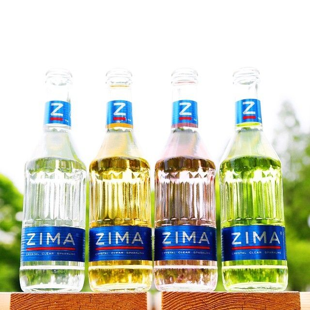 Zima coming back to U.S. market #Beer #Beernews