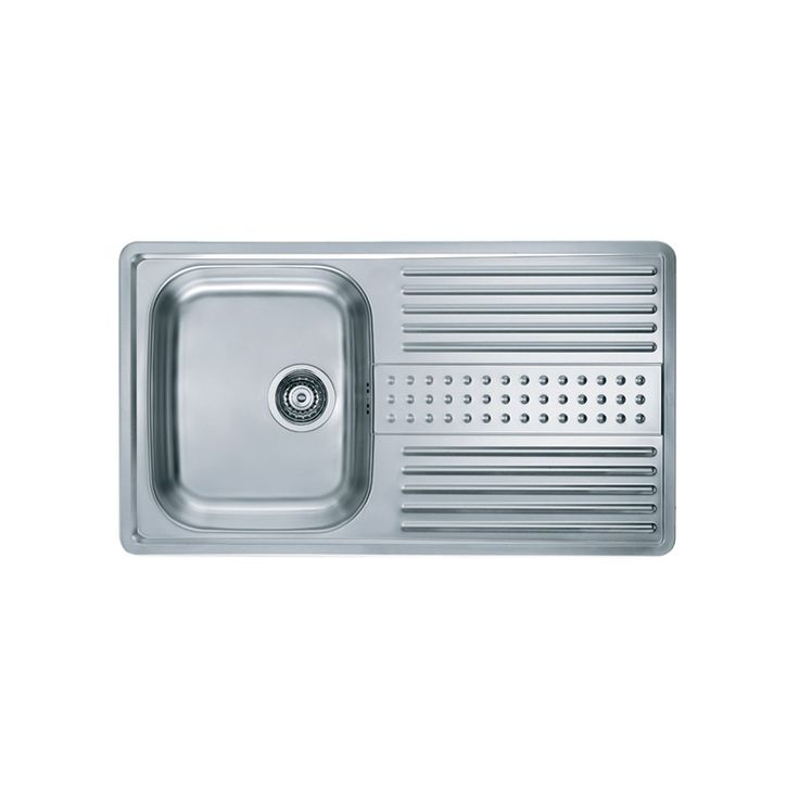 CHIUVETA DE BUCATARIE ALVEUS COLLECTION DOTTO 10 , INCASTRABILA DIN INOX - Iak