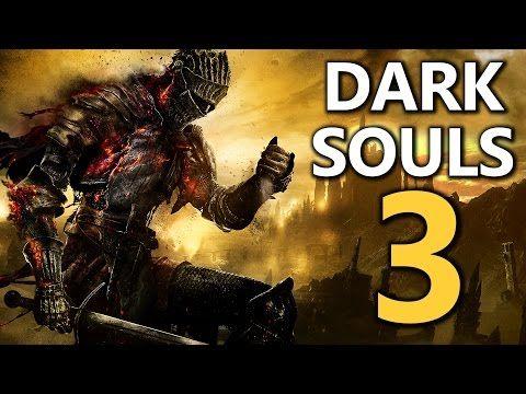 DARK SOULS™ III First Encounter - YouTube