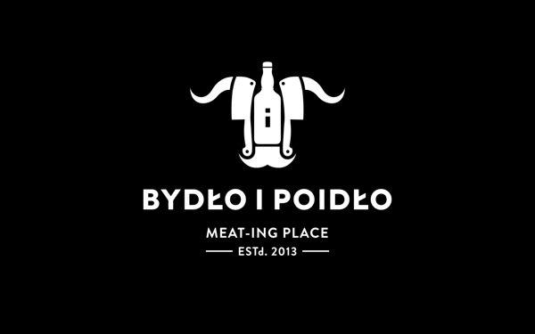 Bydło i Poidło by LΛNGE & LΛNGE, via Behance