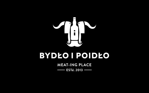 Bydło i Poidło by LΛNGE & LΛNGE, via Behance