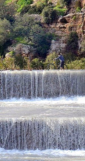 Dafnona River ~ Leonidio, Kynouria (Arcadia), Greece | by Dina Vitzileou