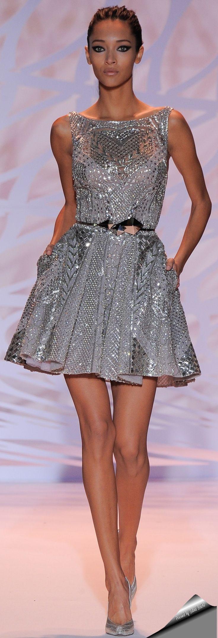 Zuhair Murad Haute Couture Fall 2014.