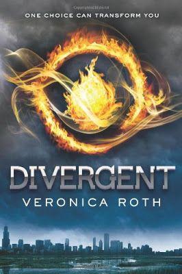 Book Love: Divergent