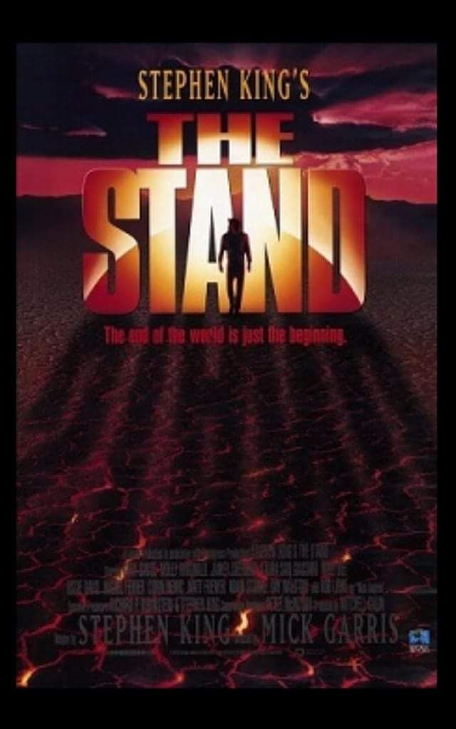 Pin By David Luna Enterprizes On Horror Movie Posters Stephen King Movies The Stand Movie Stephen King