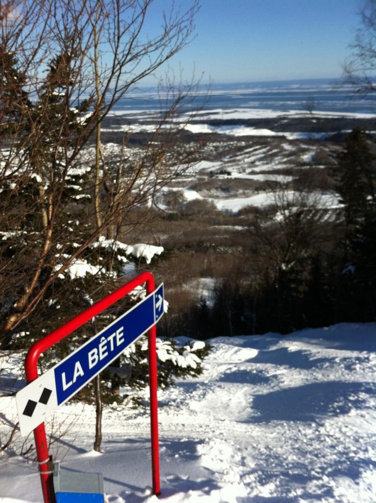 Mont Sainte-Anne