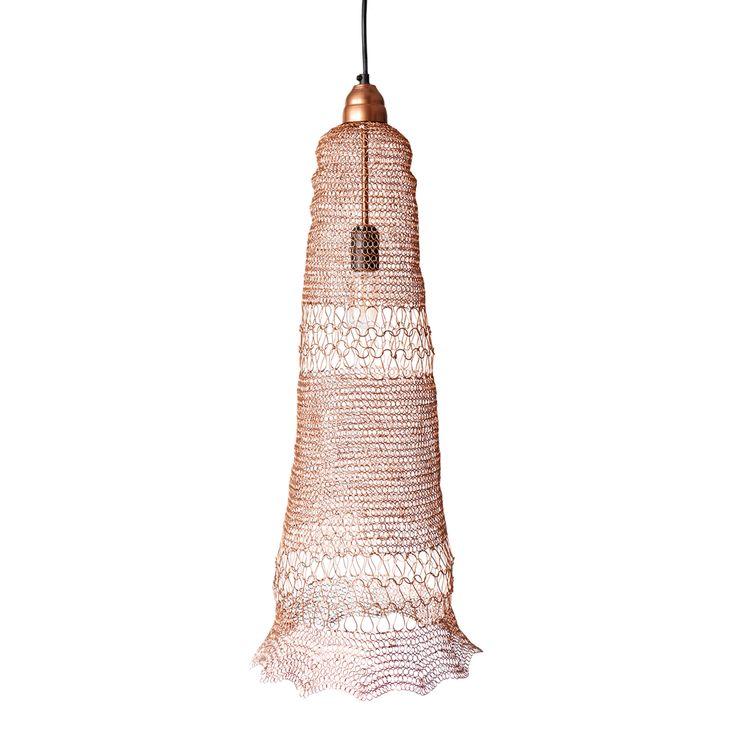 Weave 2 Large Pendant