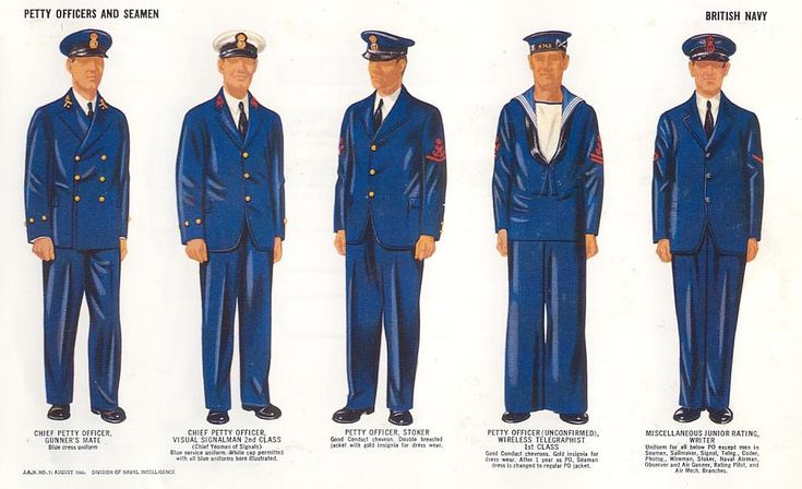 Royal Navy Uniforms | ... as their blue equivalents. Some white uniforms include shorts