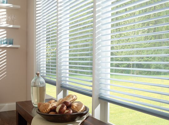 Comfortex Motorized Odysee Insulating Cellular Blinds. This convenient new option eliminates dangling cords that could entangle curious kids or pets. Odysee motorized shades, the ultimate combination of safety, style and convenience.