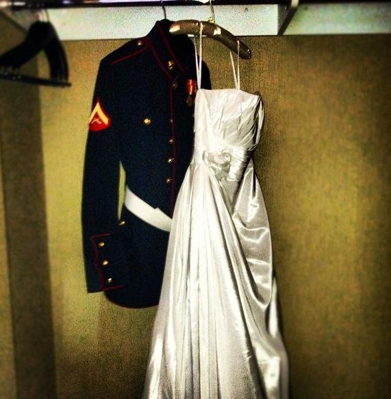 USMC Wedding, But Make It Army:)