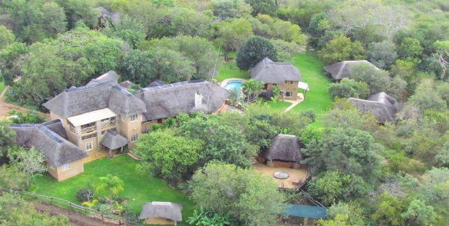Take a safari adventure at Mafigeni Safari Lodge