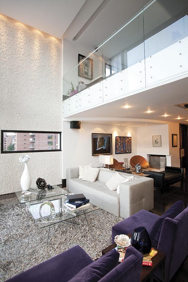 Revista Clave! -  Diseño de Interiores: Lorena Uribe -  Foto: Chris Falcony