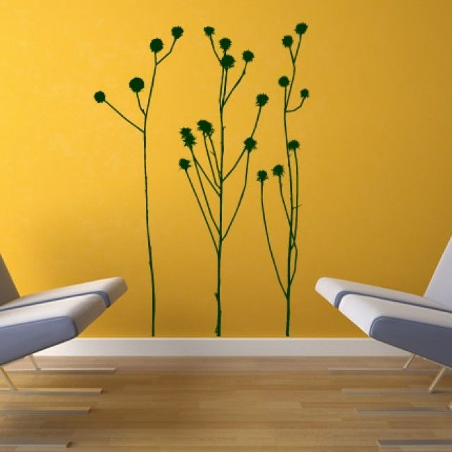 183 best Flowers Trees images on Pinterest Wall stickers