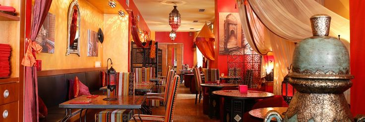 Marokkanisches Restaurant Kasbah,  Gipsstraße 2 | 10119 Berlin
