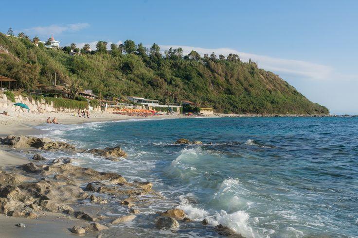Hotel Villaggio STROMBOLI 4* - hotelska plaža