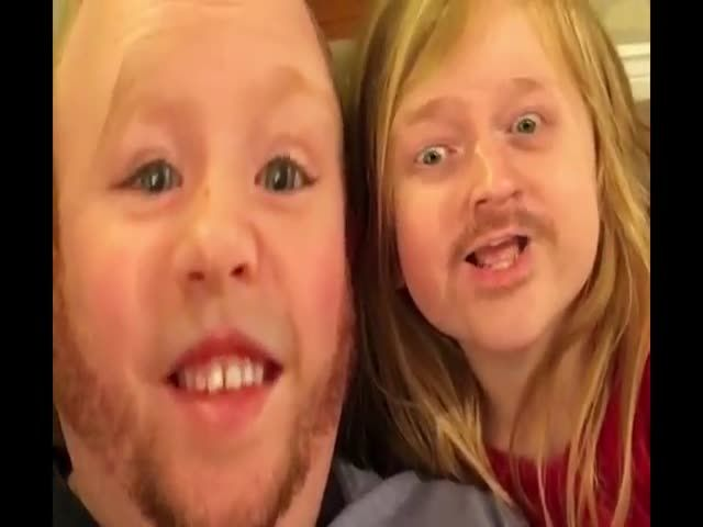 Face Swap App Can Give You Nightmares  (VIDEO)